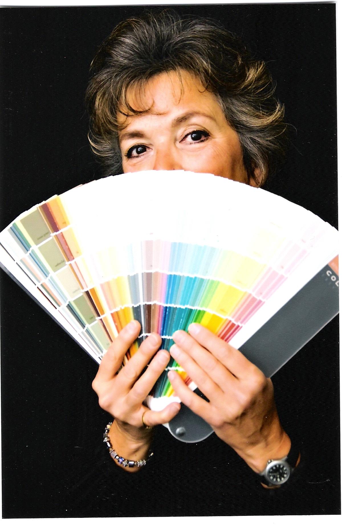 2007 Cathy.behindcolordeck.KWallace