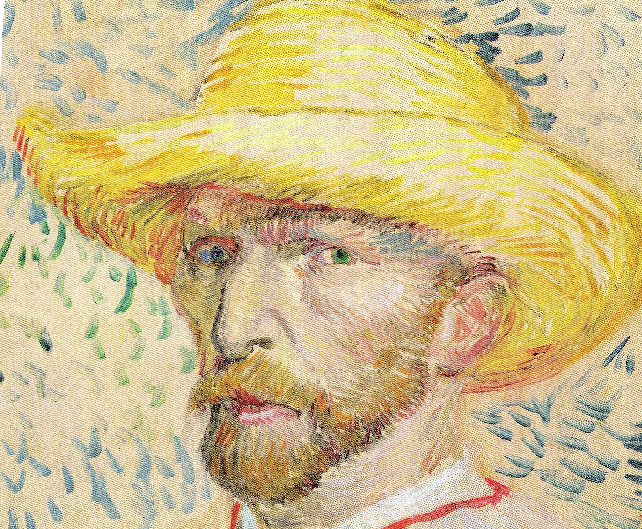 an analysis of the greatest works by vincent van gogh a famous painter Unaware of his own artistic genius, vincent van gogh first tried to learn the art of selling the works of other artists as a young man of 16, he became apprenticed to an art dealer at the firm of goupil & co located at the.