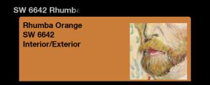 VG rhumba orange