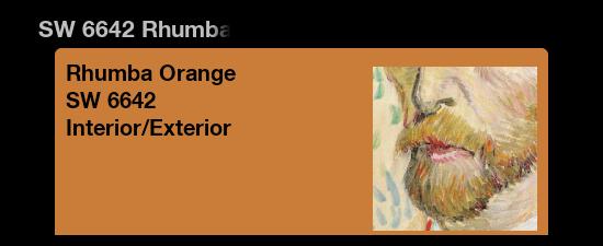 Vincent Van Gogh Portrait Color Palette Riverscolorworks