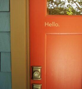 GI. Orange-Door-and-Hello-Vinyl