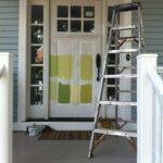 GI. test colors. door