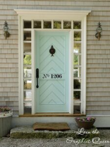 light-blue-green-front-door-color-ideas