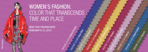 8.14 Pantone. women's fashion. fall color 2014
