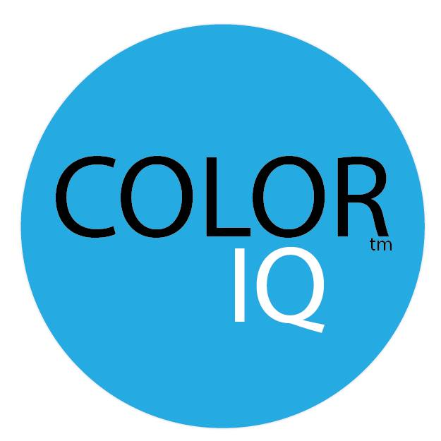 Color IQ logo.