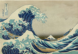 CROP.Prussian Blue.Wave.Hokusai