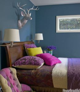 HB.newburgGreen BR.-silver-deer-wall-art-esquenazi