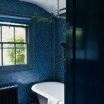 Prussian Blue.P. London Bath.Henry