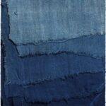 Prussian Blue.P. fabric