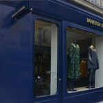 Prussian Blue.Vanessa-Seward-store-by-Laurent-Deroo-Paris-France-03