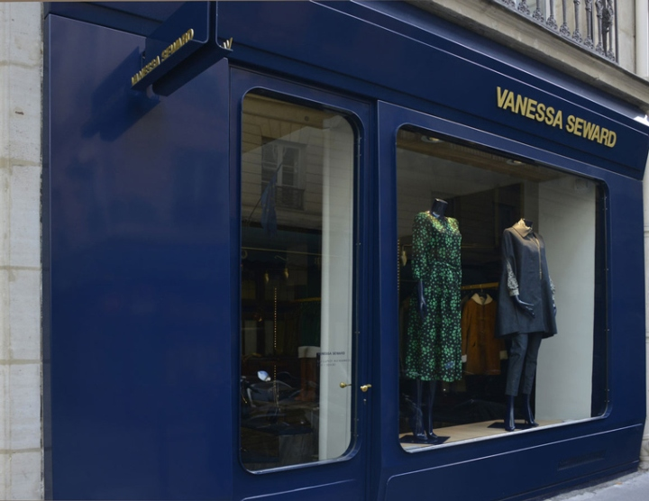 Prussian Blue.Vanessa-Seward-store-by-Laurent-Deroo-Paris-France-03