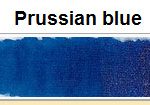 Prussian Blue.paint sample