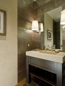 lighting.dimmers.contemporary-powder-room